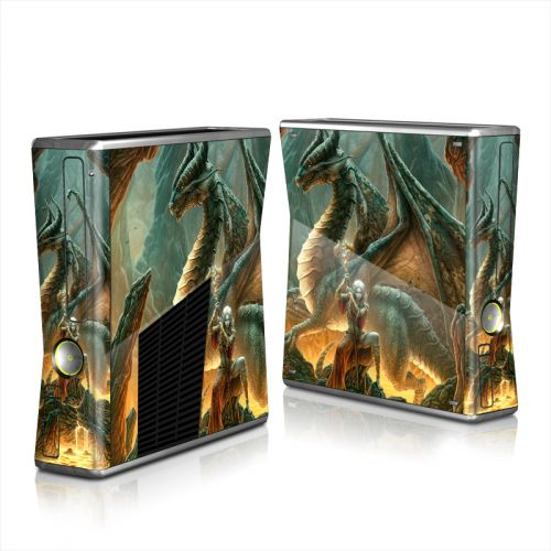 Dragon Mage Xbox 360 S Skin