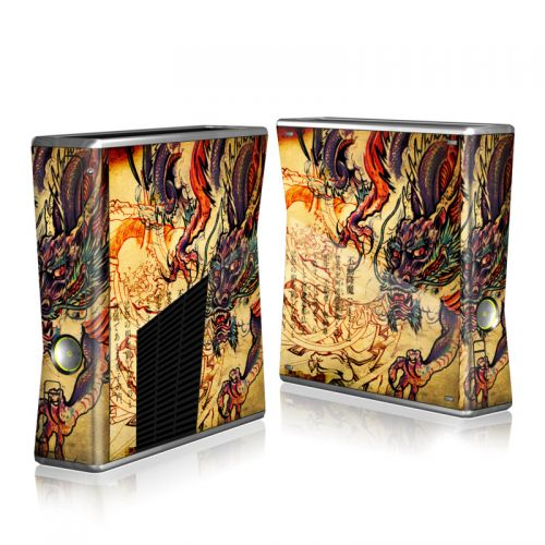 Dragon Legend Xbox 360 S Skin