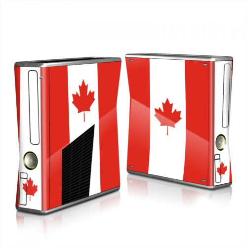 Canadian Flag Xbox 360 S Skin