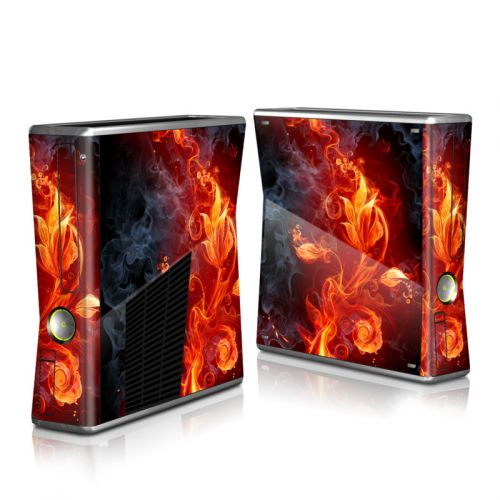 Flower Of Fire Xbox 360 S Skin