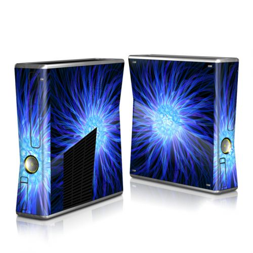 Something Blue Xbox 360 S Skin