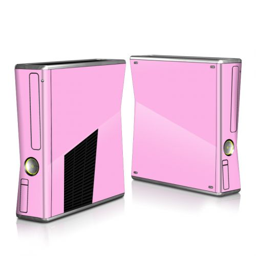 Solid State Pink Xbox 360 S Skin
