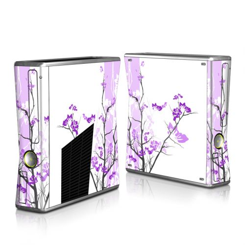 Violet Tranquility Xbox 360 S Skin