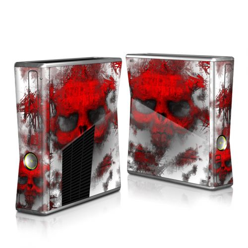 War Light Xbox 360 S Skin