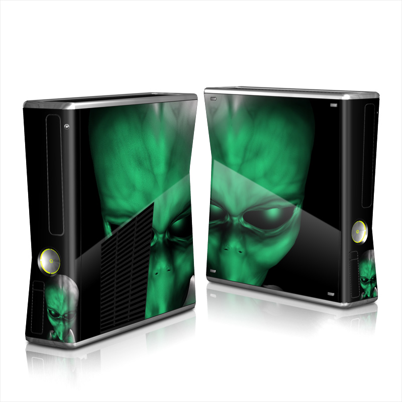 Abduction Xbox 360 S Skin