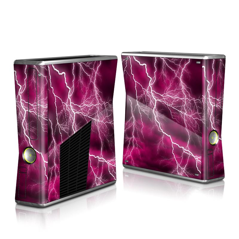 Apocalypse Pink Xbox 360 S Skin