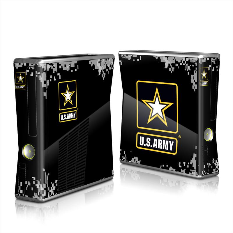 Army Pride Xbox 360 S Skin