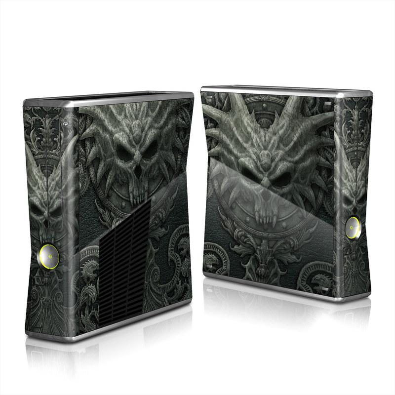 Black Book Xbox 360 S Skin
