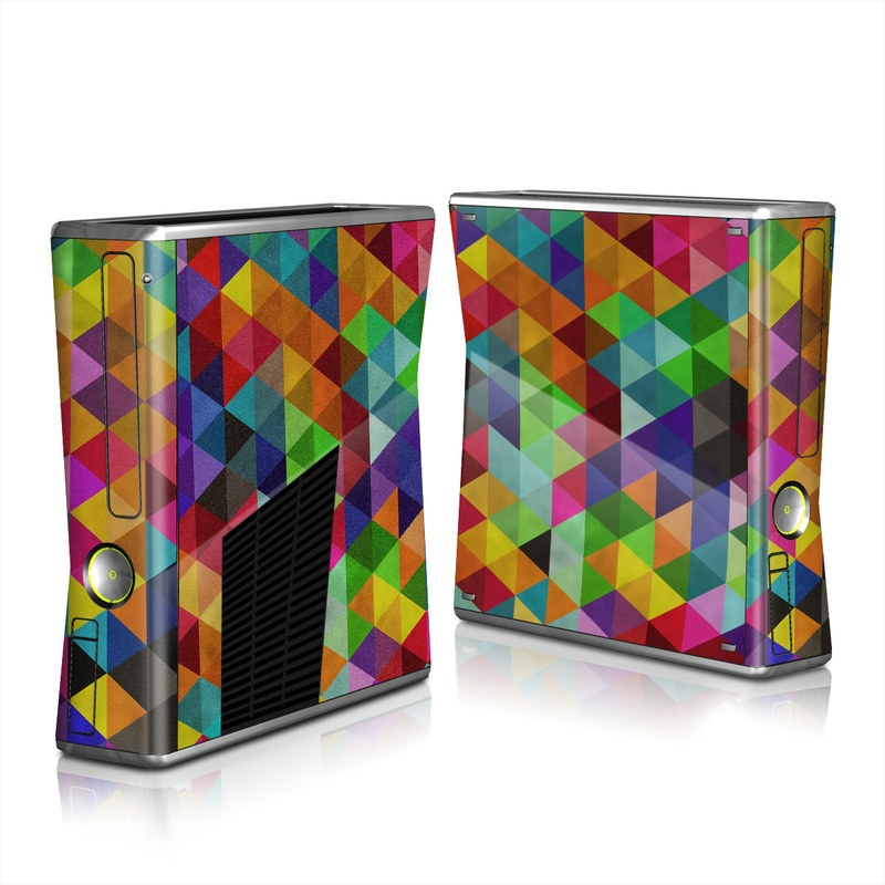 Connection Xbox 360 S Skin