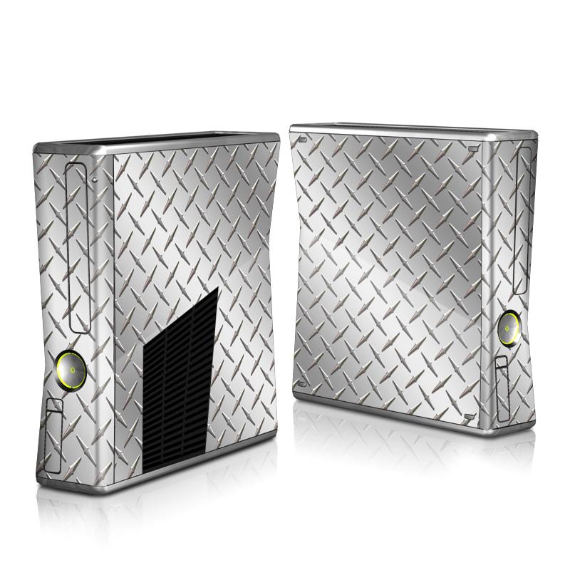 Diamond Plate Xbox 360 S Skin