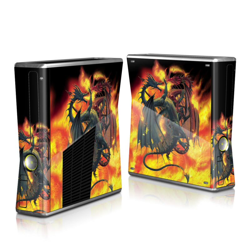 Dragon Wars Xbox 360 S Skin