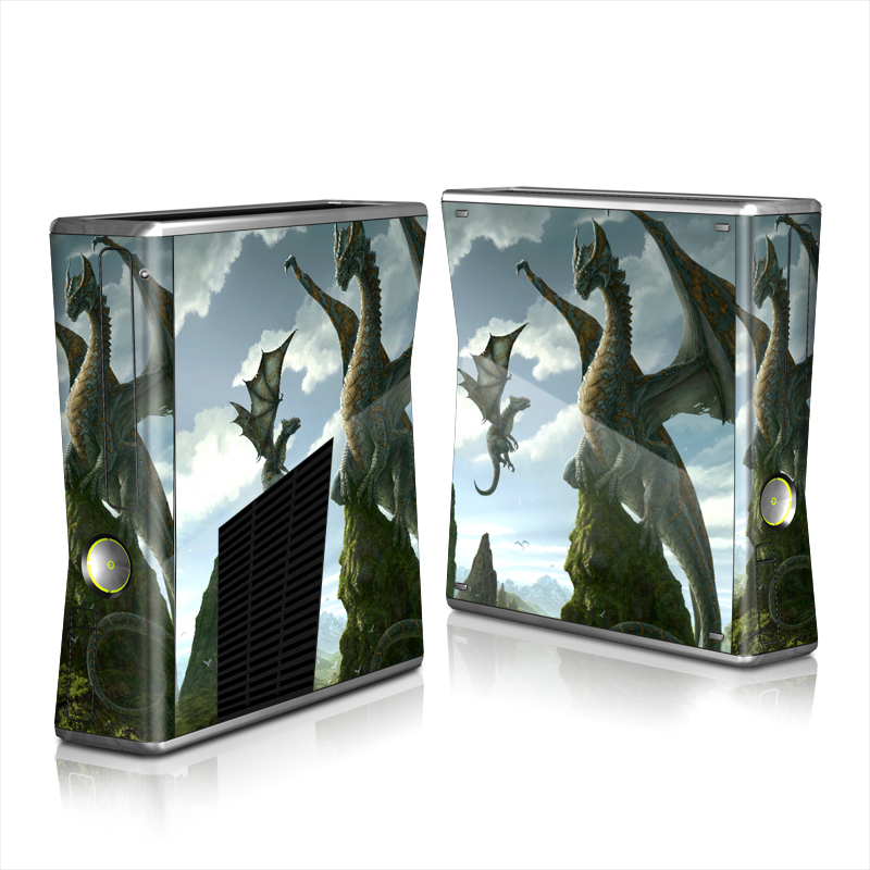 First Lesson Xbox 360 S Skin