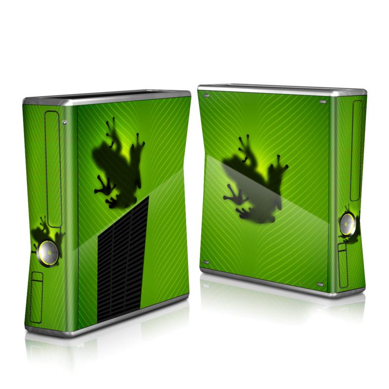 Frog Xbox 360 S Skin