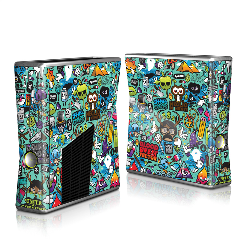 Jewel Thief Xbox 360 S Skin