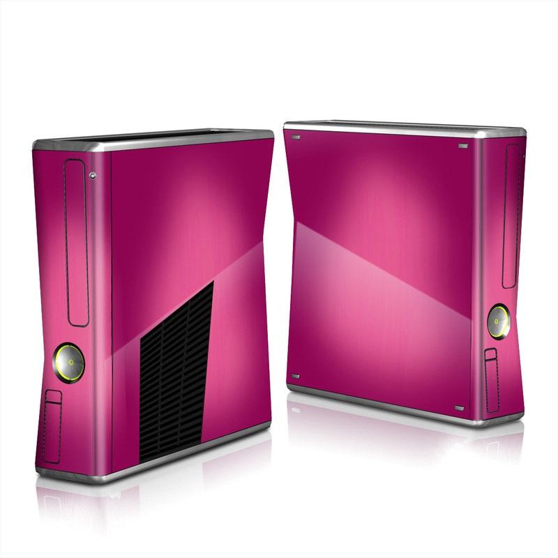 Pink Burst Xbox 360 S Skin