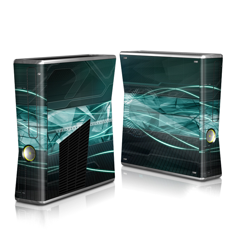 Shattered Xbox 360 S Skin