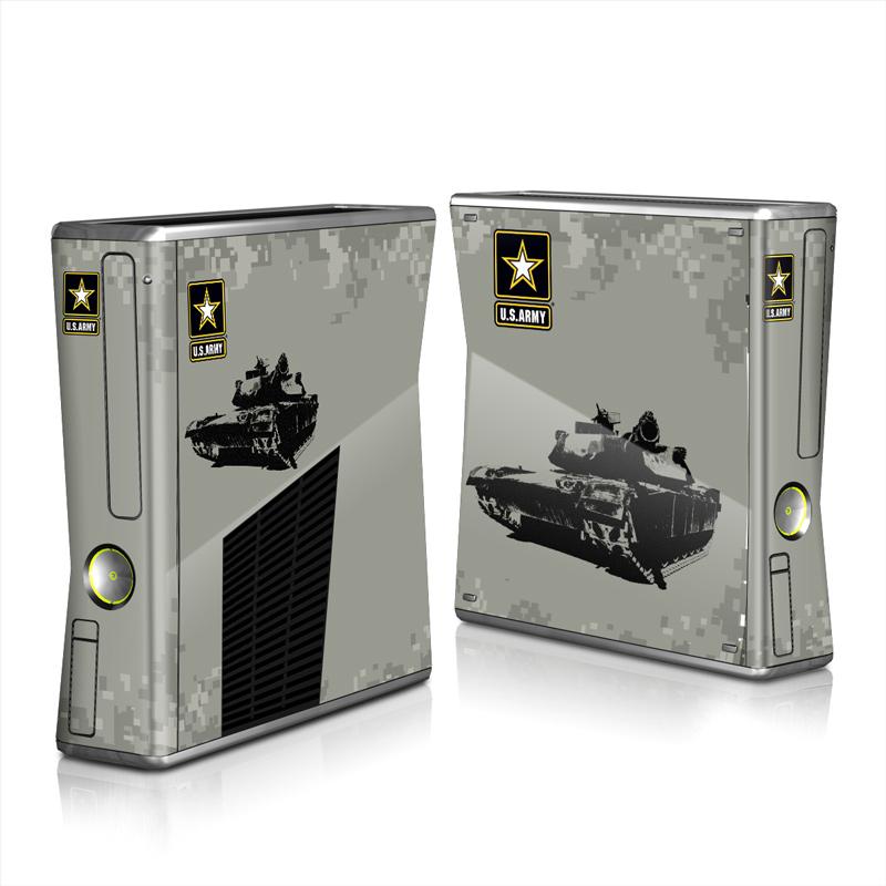 Tank Tuff Xbox 360 S Skin