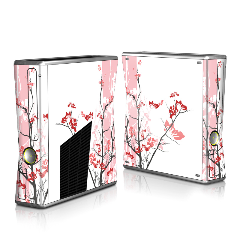 Pink Tranquility Xbox 360 S Skin