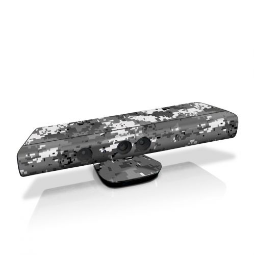 Digital Urban Camo Kinect for Xbox 360 Skin