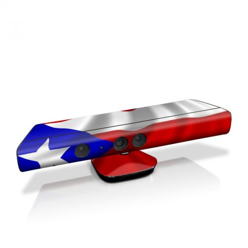 Puerto Rican Flag Kinect for Xbox 360 Skin