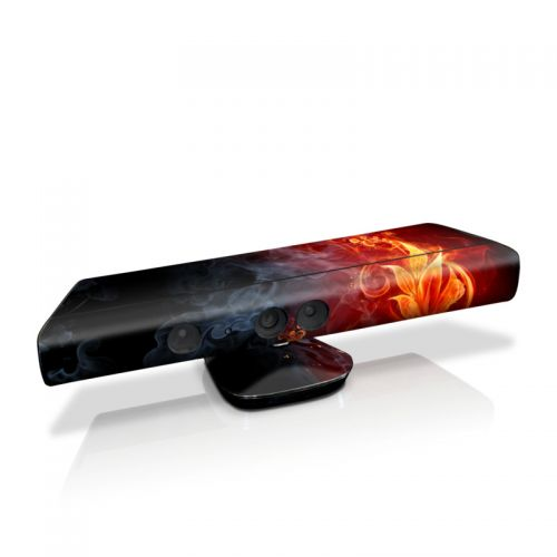 Flower Of Fire Kinect for Xbox 360 Skin