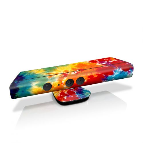 Tie Dyed Kinect for Xbox 360 Skin