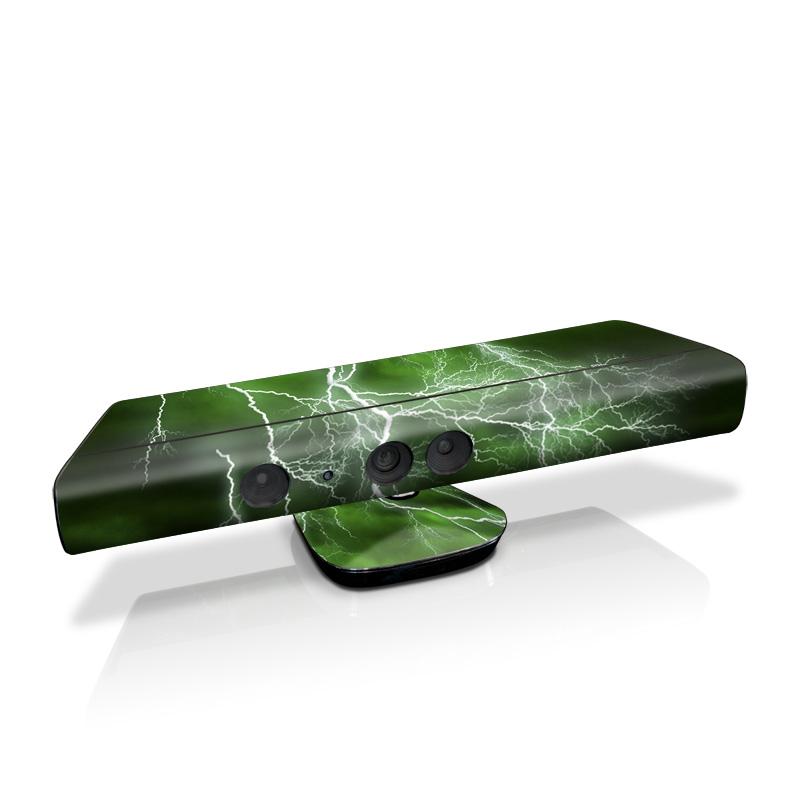 Apocalypse Green Kinect for Xbox 360 Skin