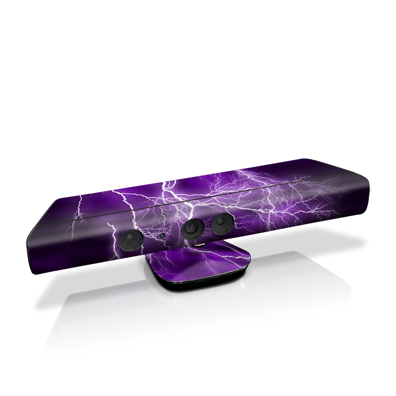 Apocalypse Violet Kinect for Xbox 360 Skin