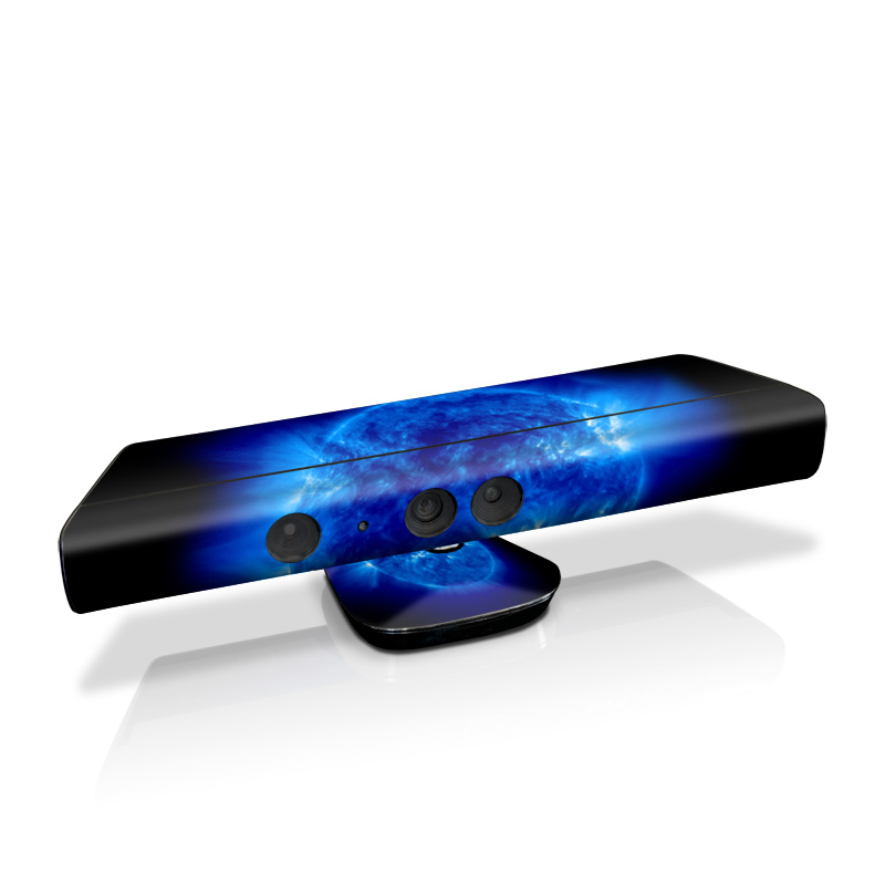 Blue Giant Kinect for Xbox 360 Skin