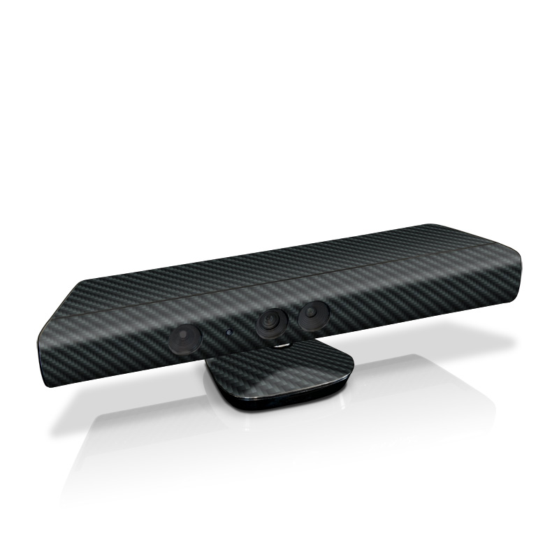 Carbon Fiber Kinect for Xbox 360 Skin