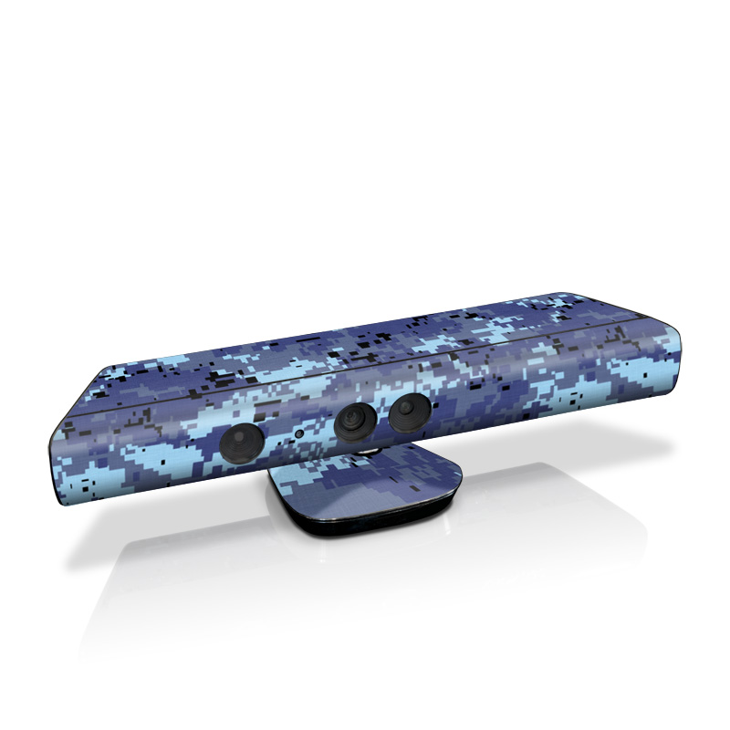Digital Sky Camo Kinect for Xbox 360 Skin