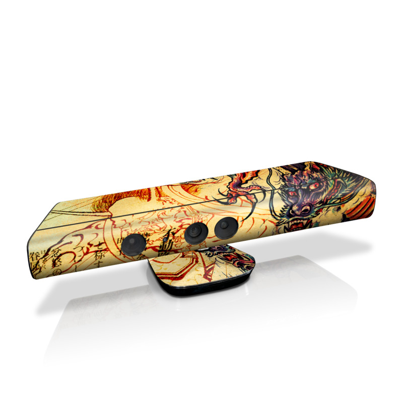 Dragon Legend Kinect for Xbox 360 Skin