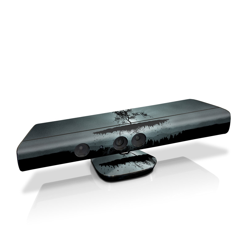 Flying Tree Black Kinect for Xbox 360 Skin