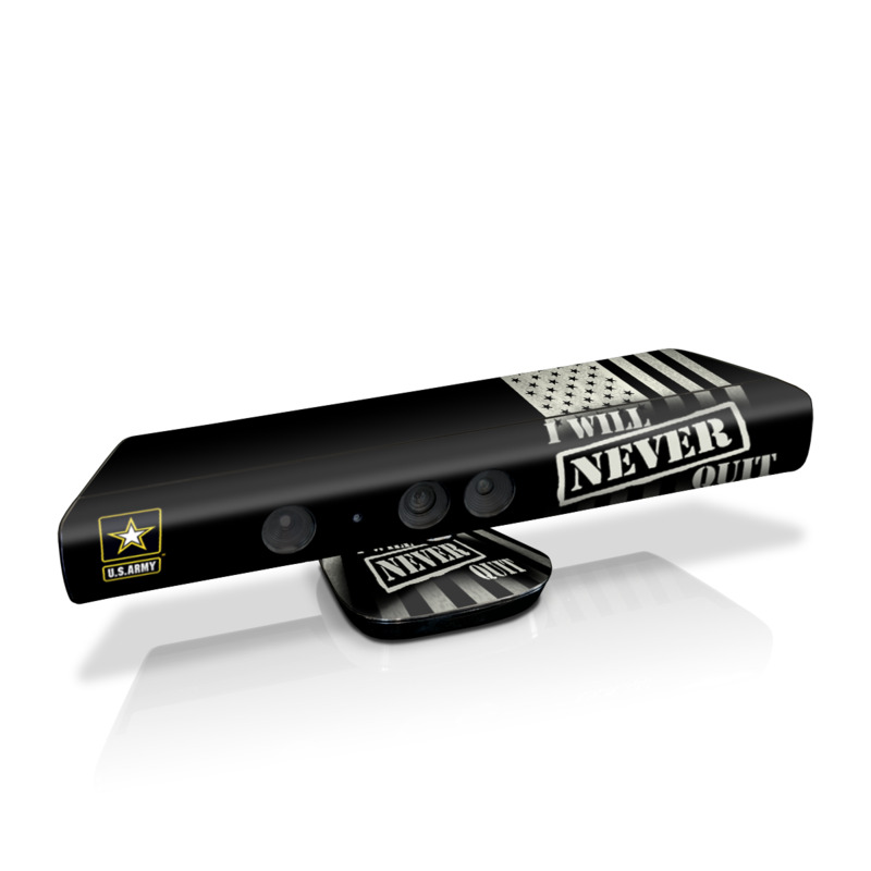 Never Quit Kinect for Xbox 360 Skin