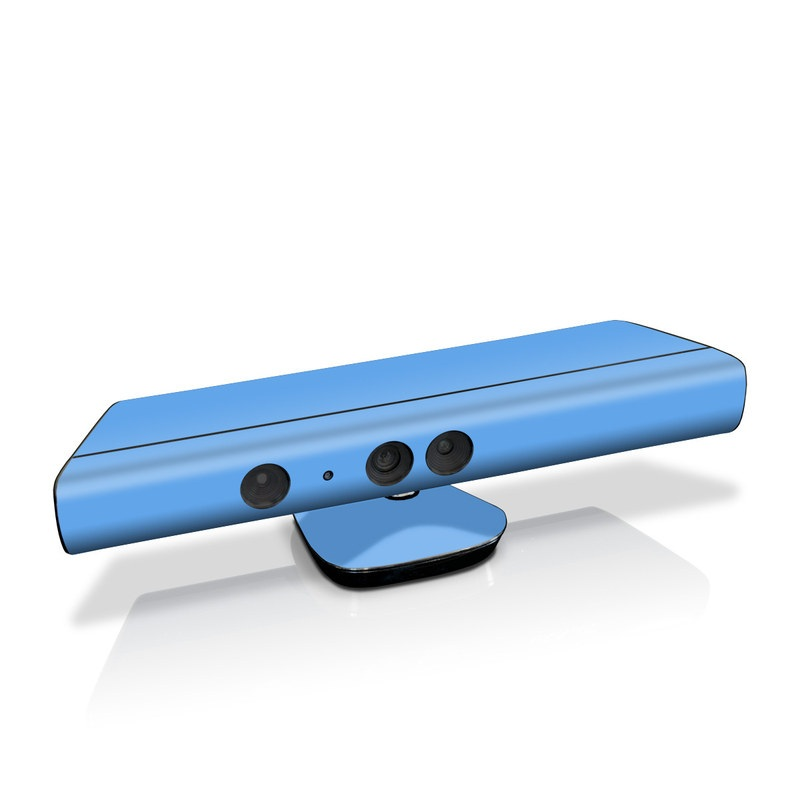 Solid State Blue Kinect for Xbox 360 Skin