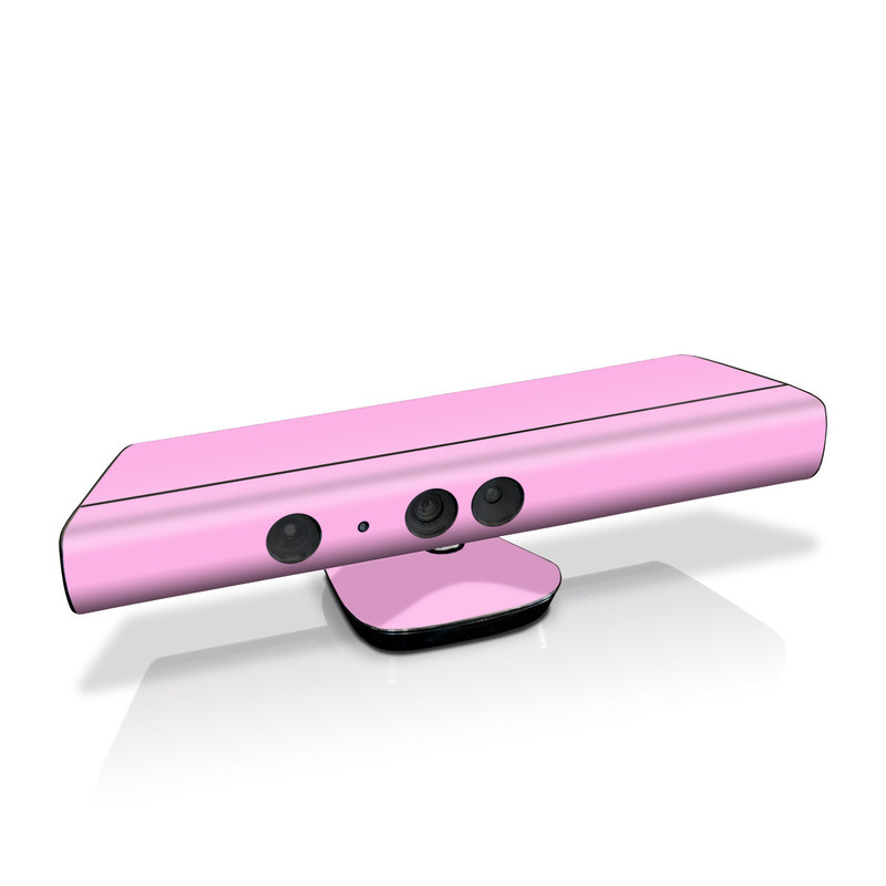 Solid State Pink Kinect for Xbox 360 Skin