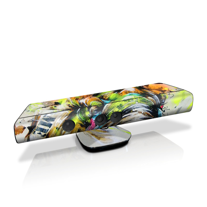 Theory Kinect for Xbox 360 Skin