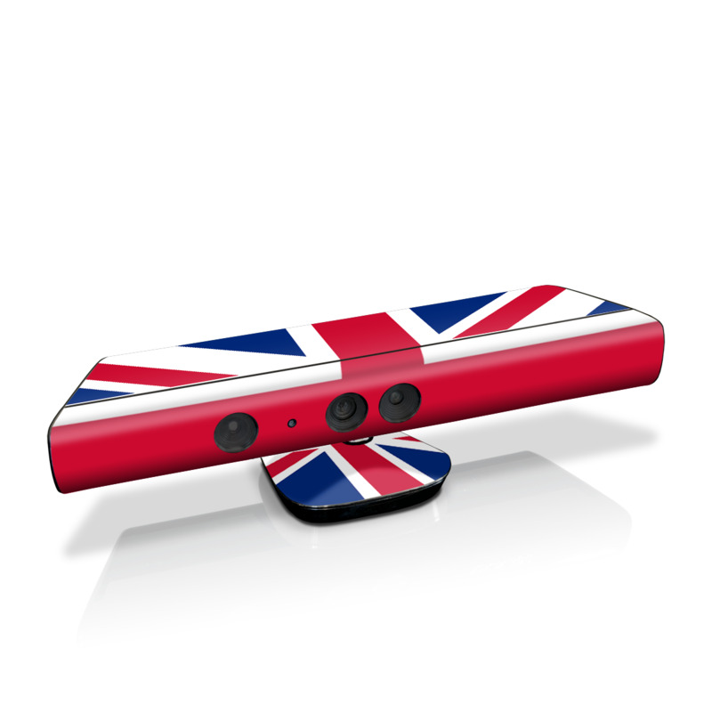 Union Jack Kinect for Xbox 360 Skin