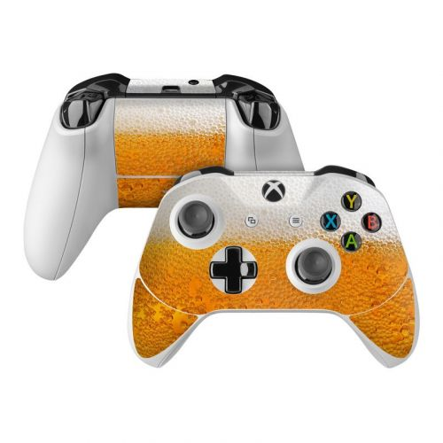 Beer Bubbles Microsoft Xbox One Controller Skin