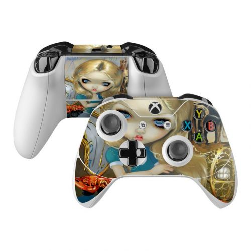 Alice in a Dali Dream Xbox One Controller Skin