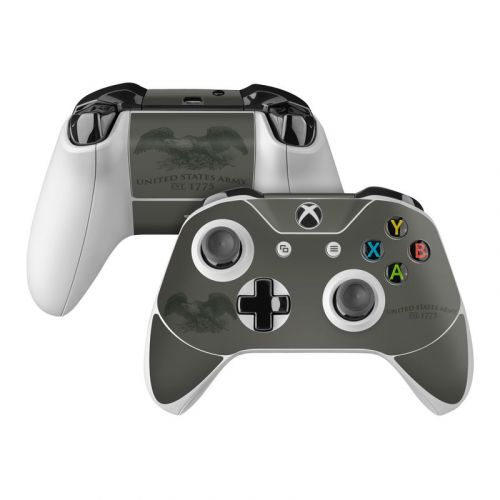 Army Crest Xbox One Controller Skin