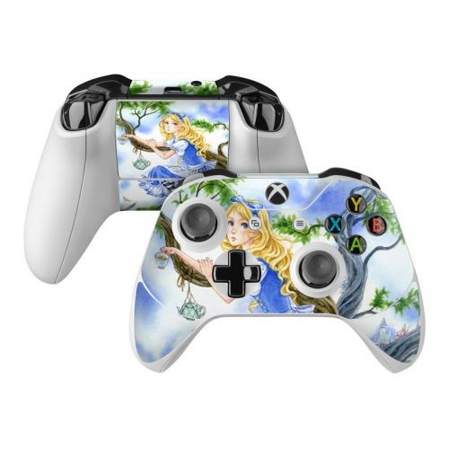 Alice's Tea Time Xbox One Controller Skin