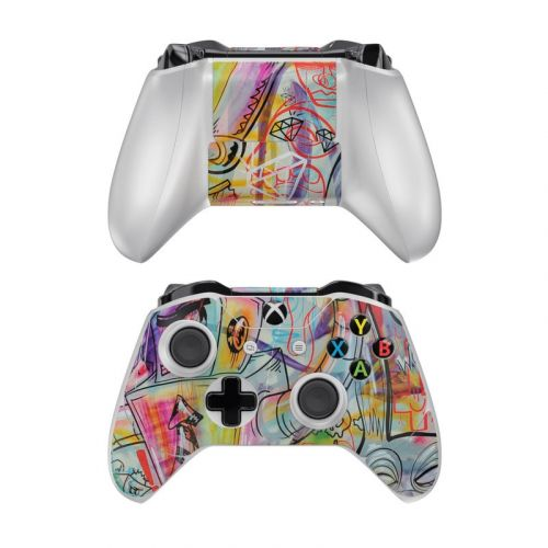 Battery Acid Meltdown Xbox One Controller Skin