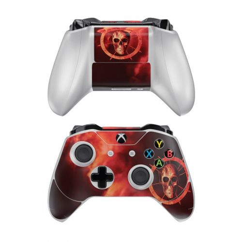 Blood Ring Microsoft Xbox One Controller Skin
