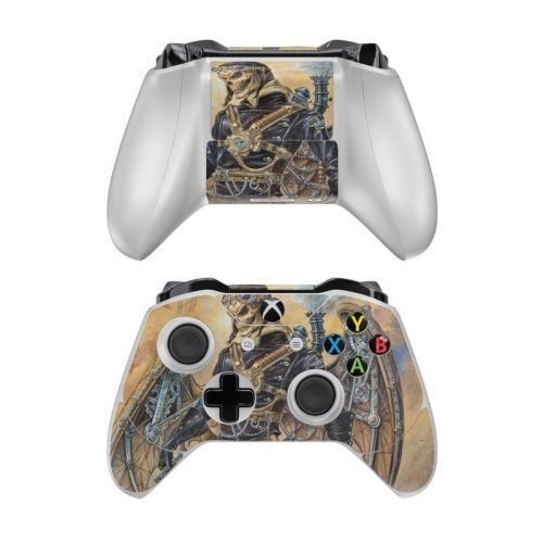 The Black Baron Xbox One Controller Skin