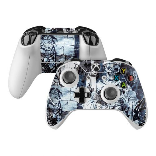 Black Mass Xbox One Controller Skin