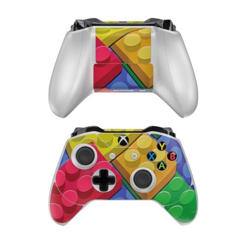 Bricks Xbox One Controller Skin
