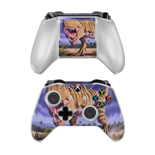 Brown Rex Xbox One Controller Skin