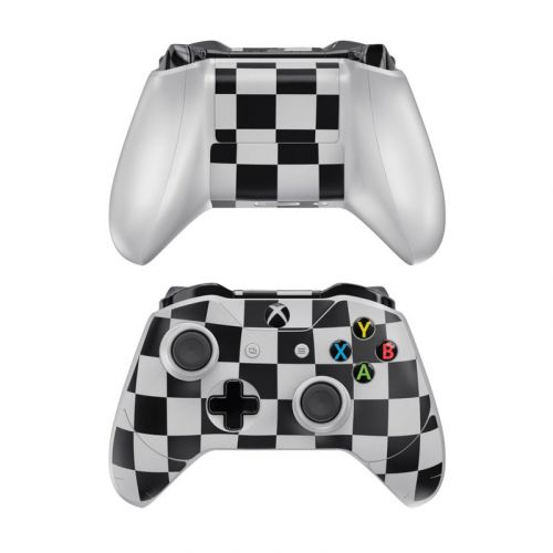 Checkers Xbox One Controller Skin