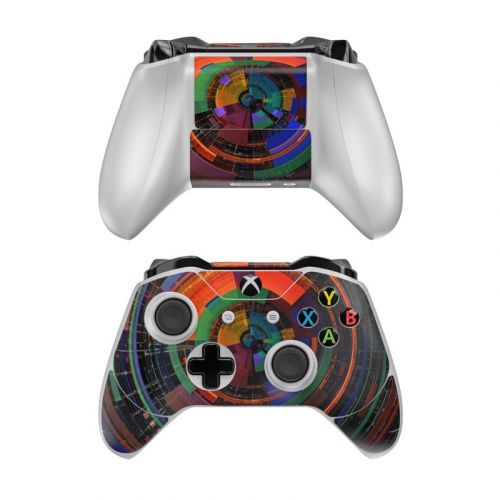 Color Wheel Xbox One Controller Skin